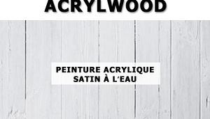 Acrylwood