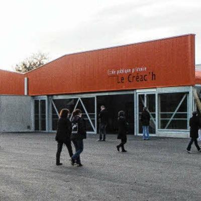 Un nouveau restaurant scolaire au couleur de Bioactiv +