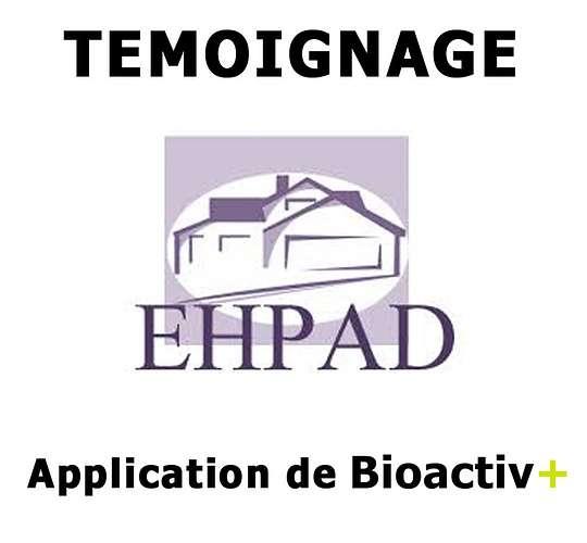 Témoignage : Réhabilitation d''un EPHAD avec Bioactiv + 0