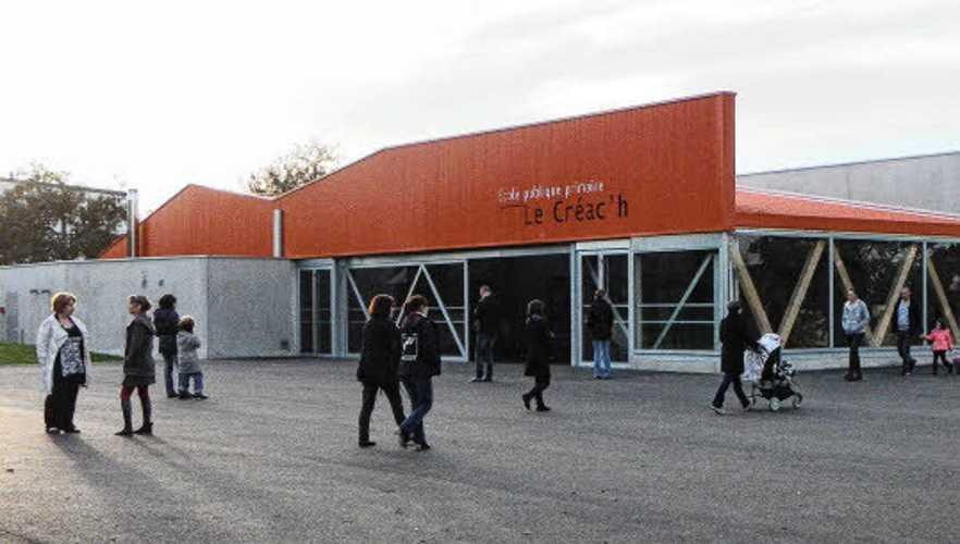 Un nouveau restaurant scolaire au couleur de Bioactiv + 0